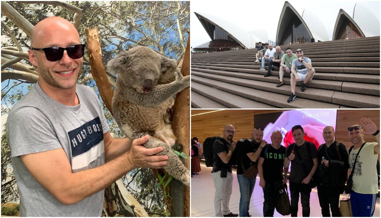 Vigor je oduševio australsku publiku pa je 'posvojio' koalu