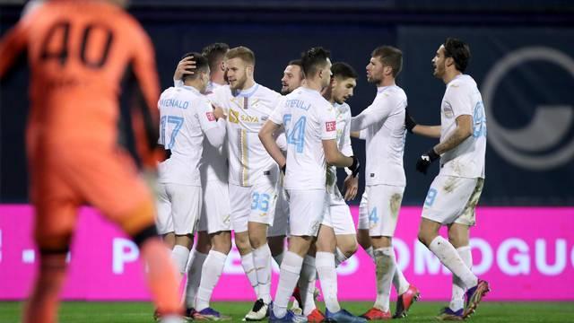 Dinamo i Rijeka sastali se u zaostalom 6. kolu HT Prve lige