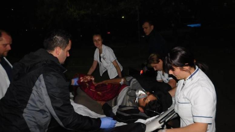 Migrante zbrinuli u bolnicama, policija uhitila dvojicu Bugara