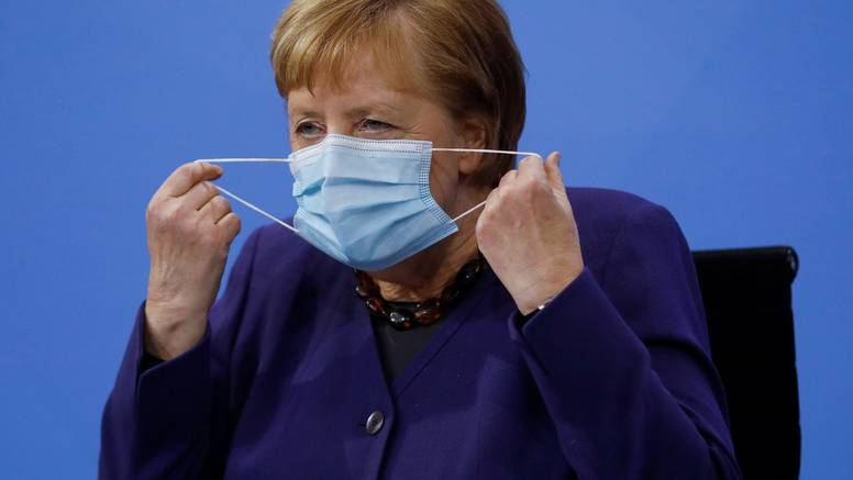 Merkel želi da i druge zemlje uvedu karantenu za Britaniju zbog delta varijante korone