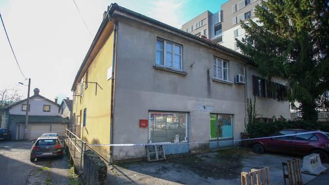 Zagreb: Stambena zgrada na Zavrtnici na kojoj je došlo do urušavanja stropa
