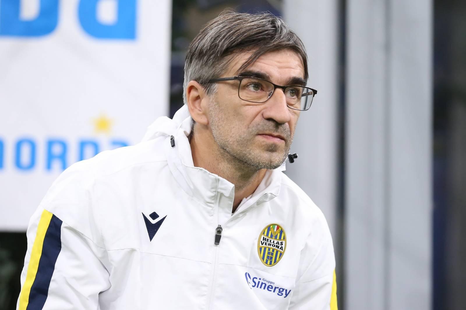 Internazionale v Hellas Verona - Serie A - Giuseppe Meazza