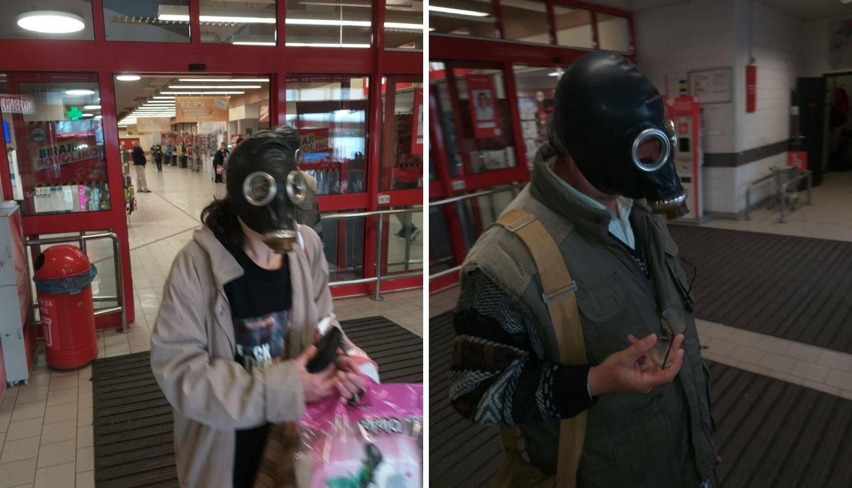 U dućan ušli s vojnim maskama na licu: 'Svi su ih čudno gledali'