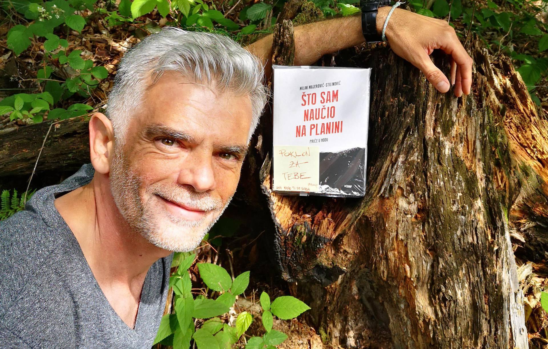 Majerović Stilinović: 'Šumsko voće mojim je tinejdžerima dobar motiv za planinarenje'