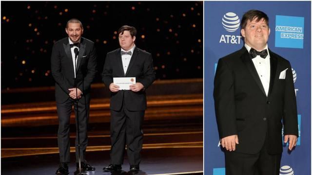 Prvi prezenter na Oscarima s Downom: 'Zack je inspiracija'