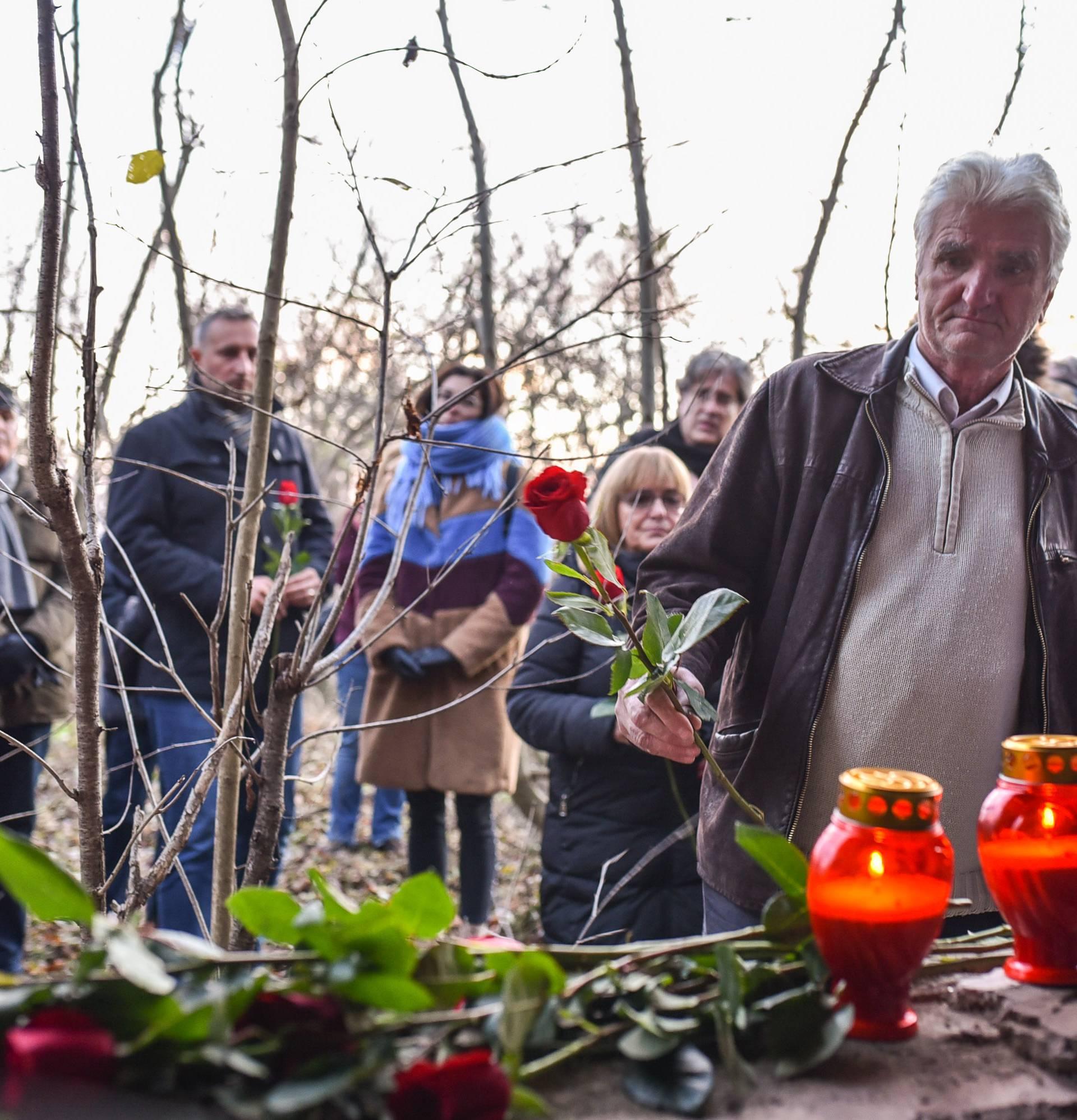 Za Aleksandru, Mariju, Mihajla Zeca održana je komemoracija