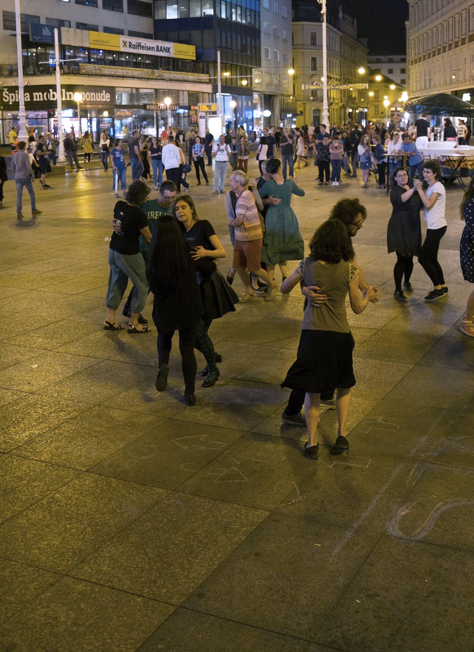 Autentični irski ples dolazi u grad Zagreb