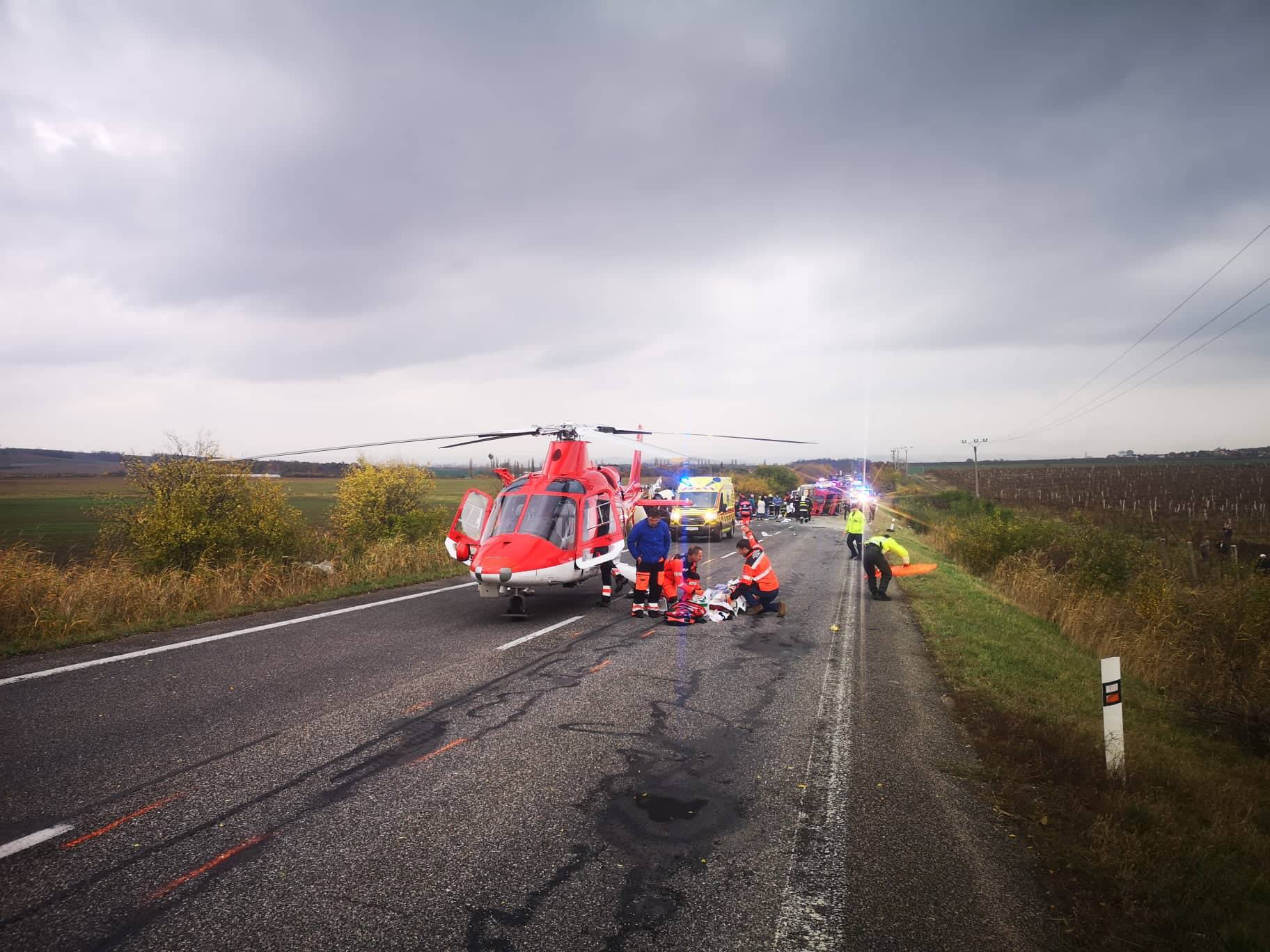 Strava u Slovačkoj: U sudaru autobusa i kamiona 13 mrtvih