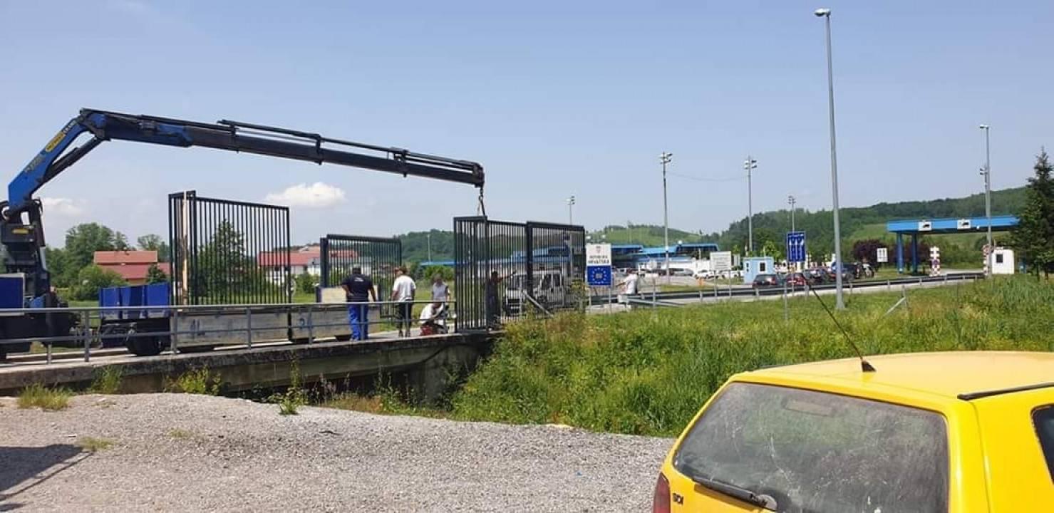 'Na granicu prema BiH stavlja se ograda, zbog Schengena...'
