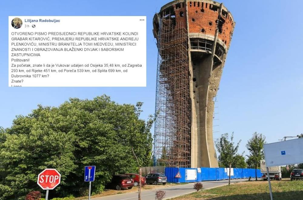 'Drugi dolaze u Vukovar, a naša djeca ne putuju nigdje. Zašto?'