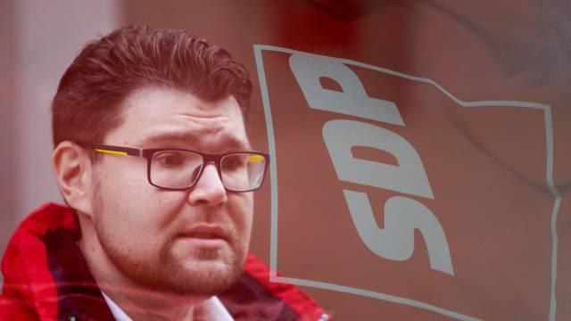 Kaos u SDP-u pred izbore: 'Ako izgubimo Rijeku, Peđa Grbin može istog trena dati ostavku'