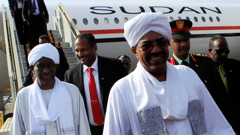 Sudanski predsjednik u tajnoj sobi skrivao milijune za mito