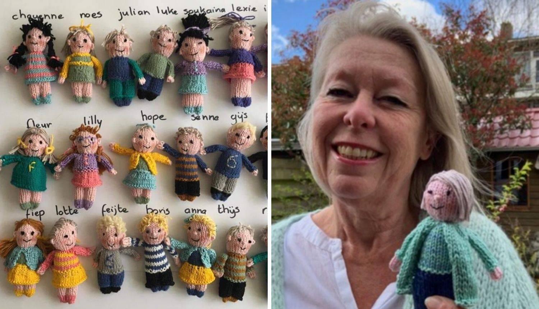 Isplela 23 lutkice nalik svojim učenicima: 'Nedostajali su mi'