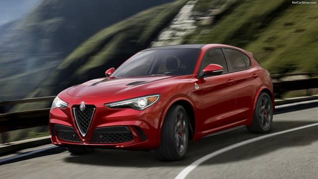 Alfa otkrila Stelvio: Ulazak u SUV klasu sa stilom i 510 KS