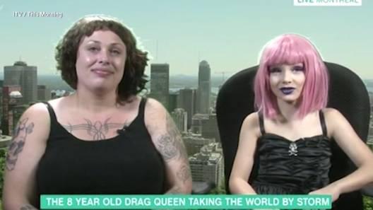 Dječak transvestit: 'Lactatia je u meni od kada sam se rodio...'