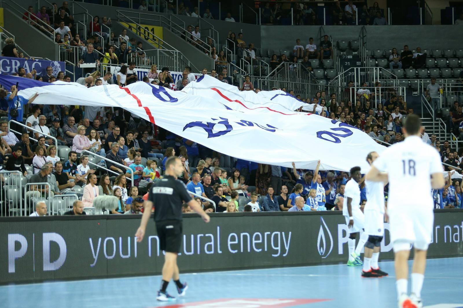 Zagreb se nadigravao, PSG-u  u Areni nije trebao ni Hansen...