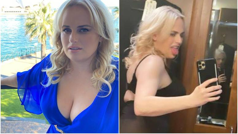 Glumica skinula preko 30 kila pa pokazala guzu u tangicama