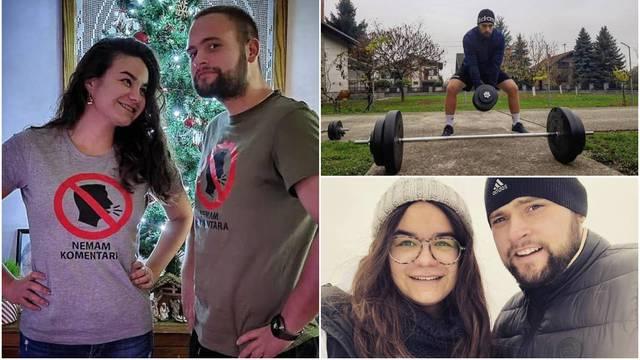 Matej Petrović: 'Dane provodim naganjajući svoju curu po stanu'