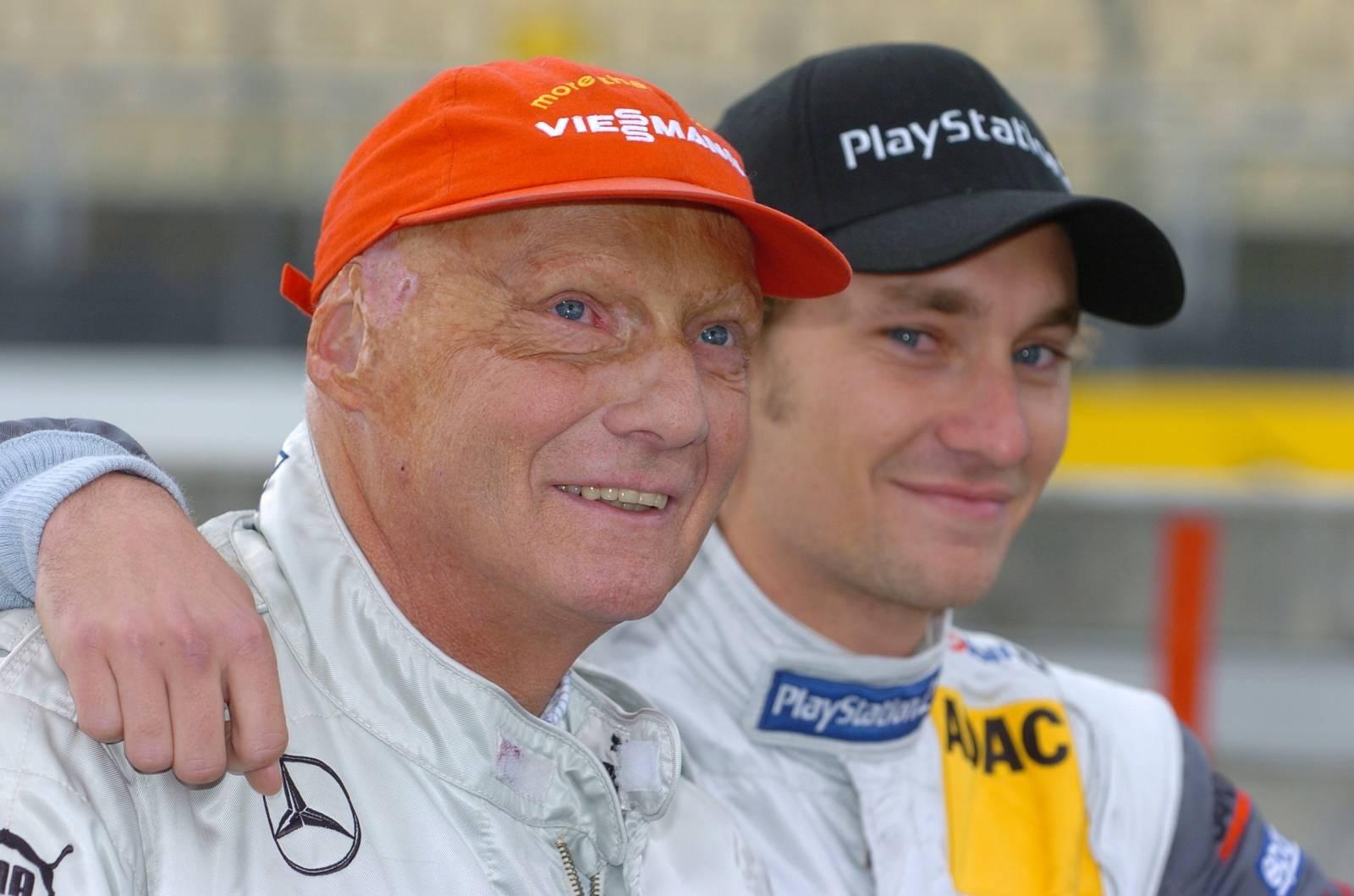 Niki Lauda died.