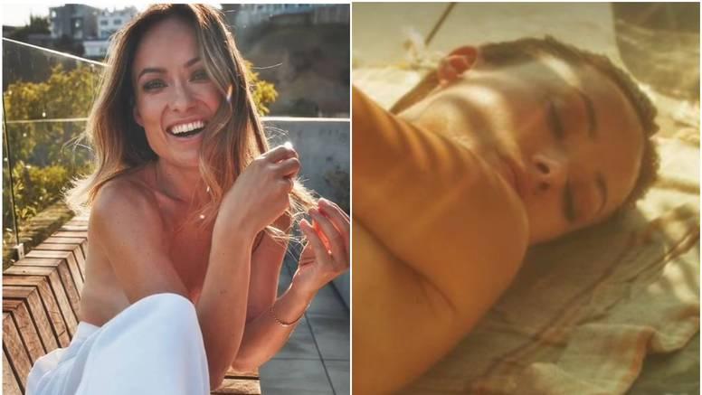 Olivia Wilde se skinula do kraja u reklami, fanovi oduševljeni