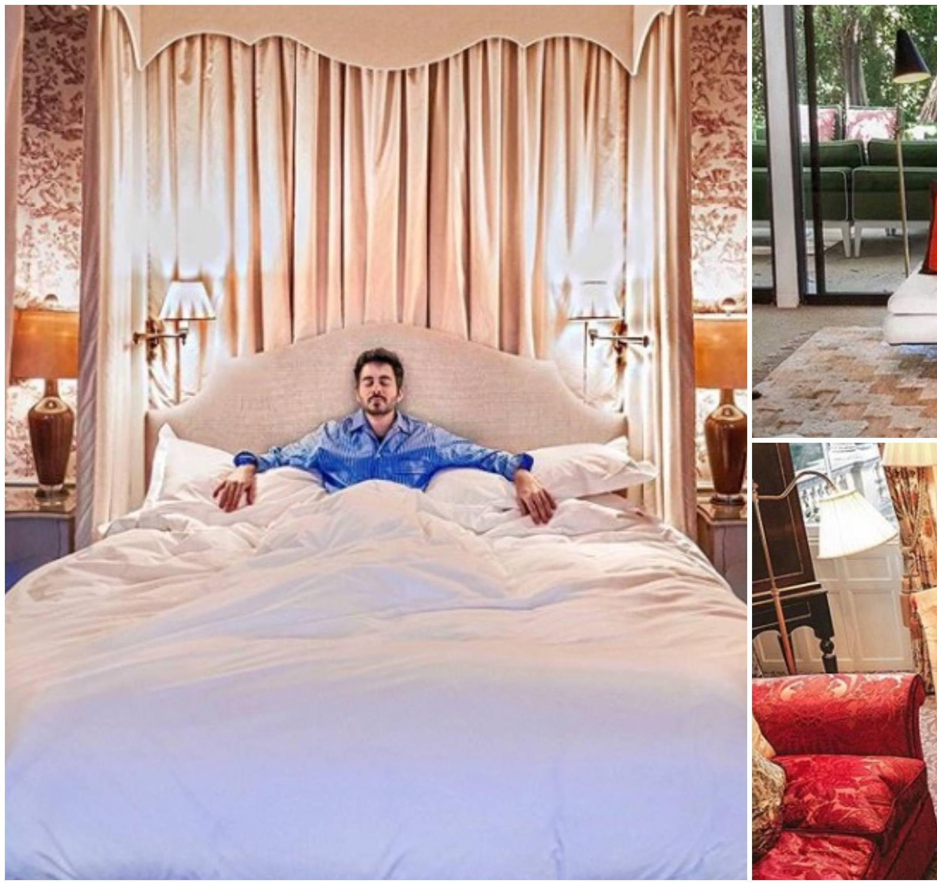 Prvi lijeni influencer: Masno mi plaćaju da spavam po hotelima