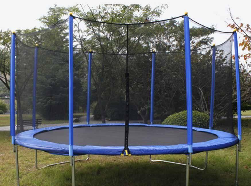 Dječak umro od srčanog udara dok je skakao na trampolinu...