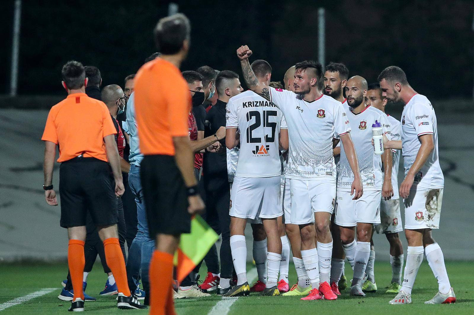Zagreb: NK Lokomotiva i HNK Gorica u 4. kolu Prve HNL