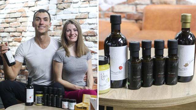 Bruno i Nika: 'Ocat radimo na starinski način u novom ruhu'