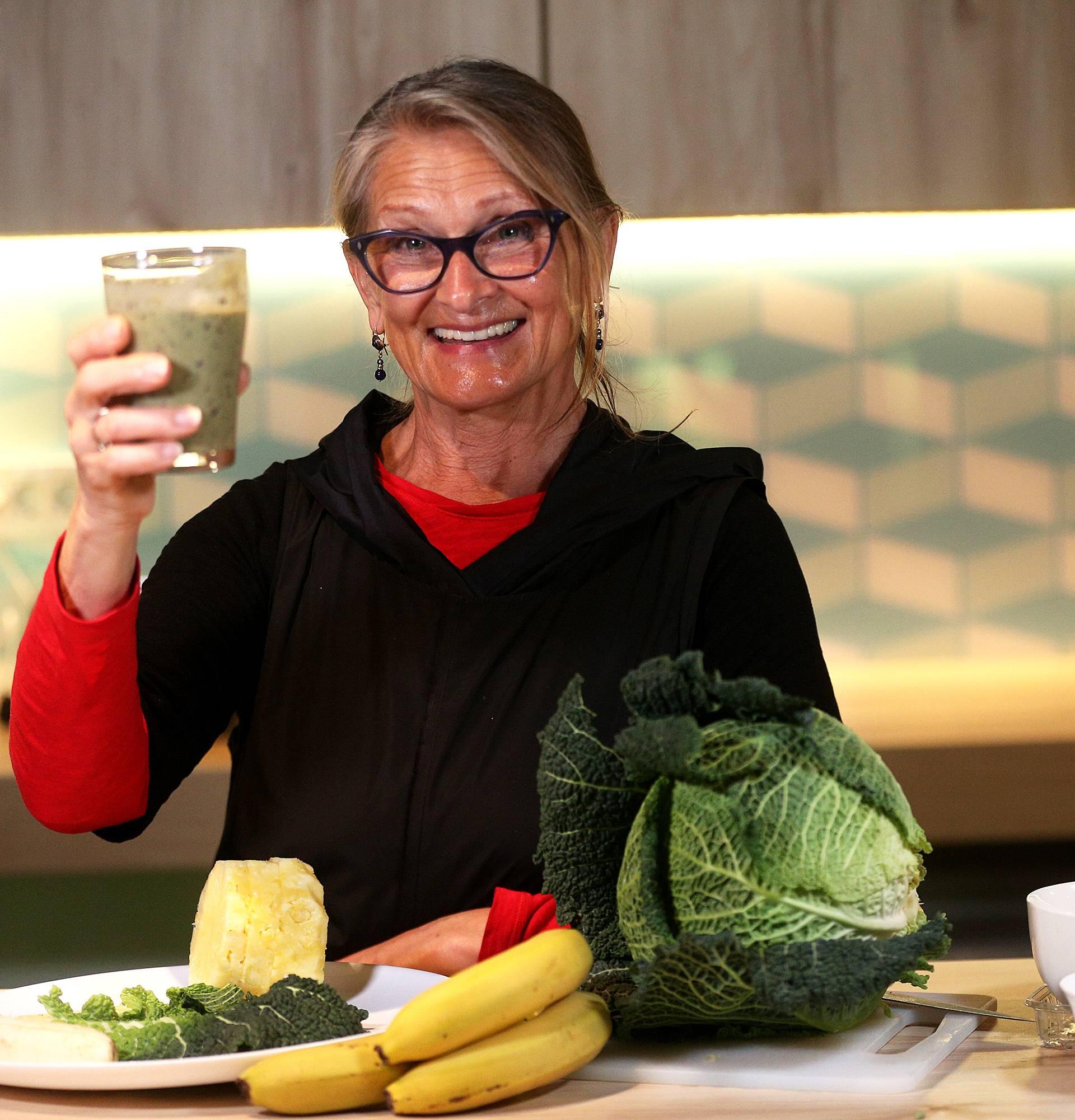 Nada Rocco: 'Osteoporozu sam pobijedila sirovom prehranom'