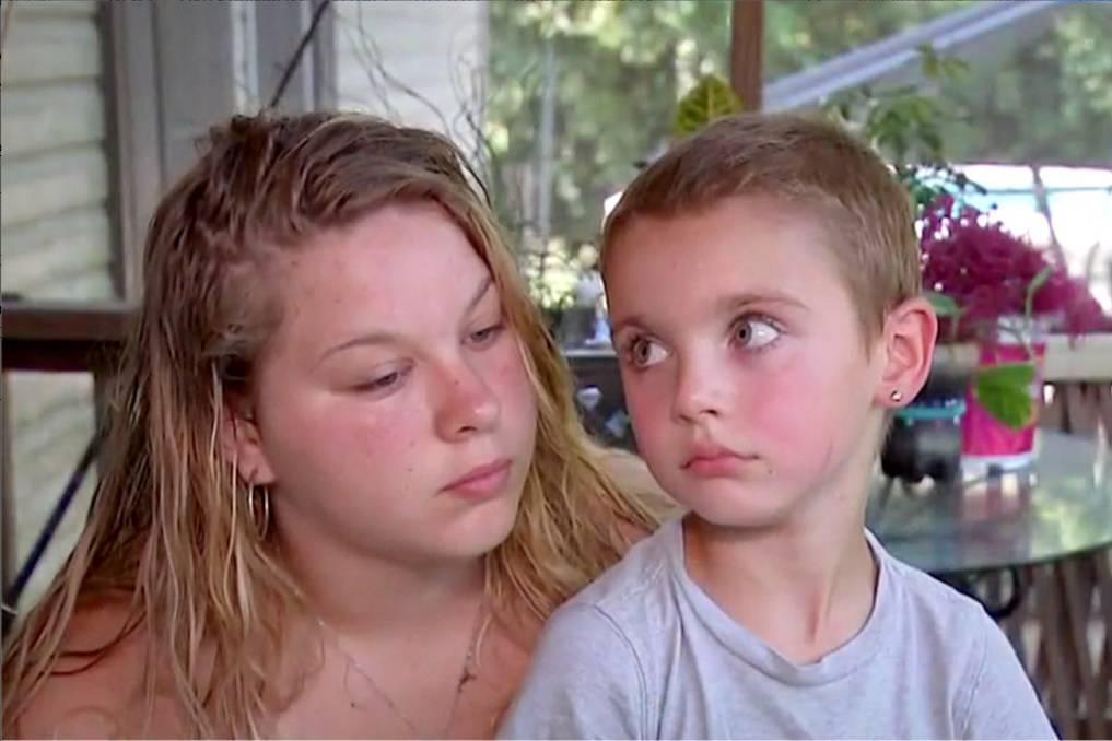 Dječak (7) spasio sestru: Da ga nije bilo, sve bi bilo drugačije...