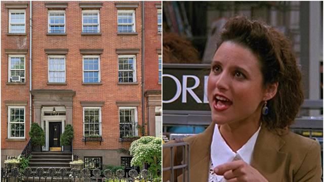 Prodaje se kuća iz Seinfelda, a vlasnici će zaraditi milijune