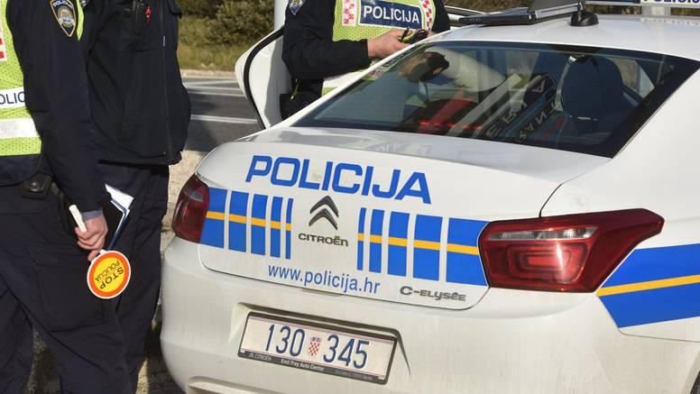 Nesvakidašnji prekršaj u Zagrebu: Pušio joint dok je vozio bez vozačke dozvole