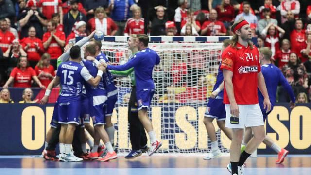 2020 EHF European Men's Handball Championship - Denmark v Iceland