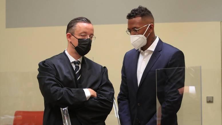 Boatenga osudili za napad na djevojku: Mora platiti 1,8 mil. €
