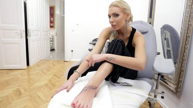'Nebeska sam k*rva': Ava će si citat tetovirati na talijanskom