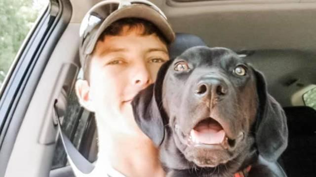 Pas i vlasnik: Oboje su gluhi, a njihov odnos je zaista poseban