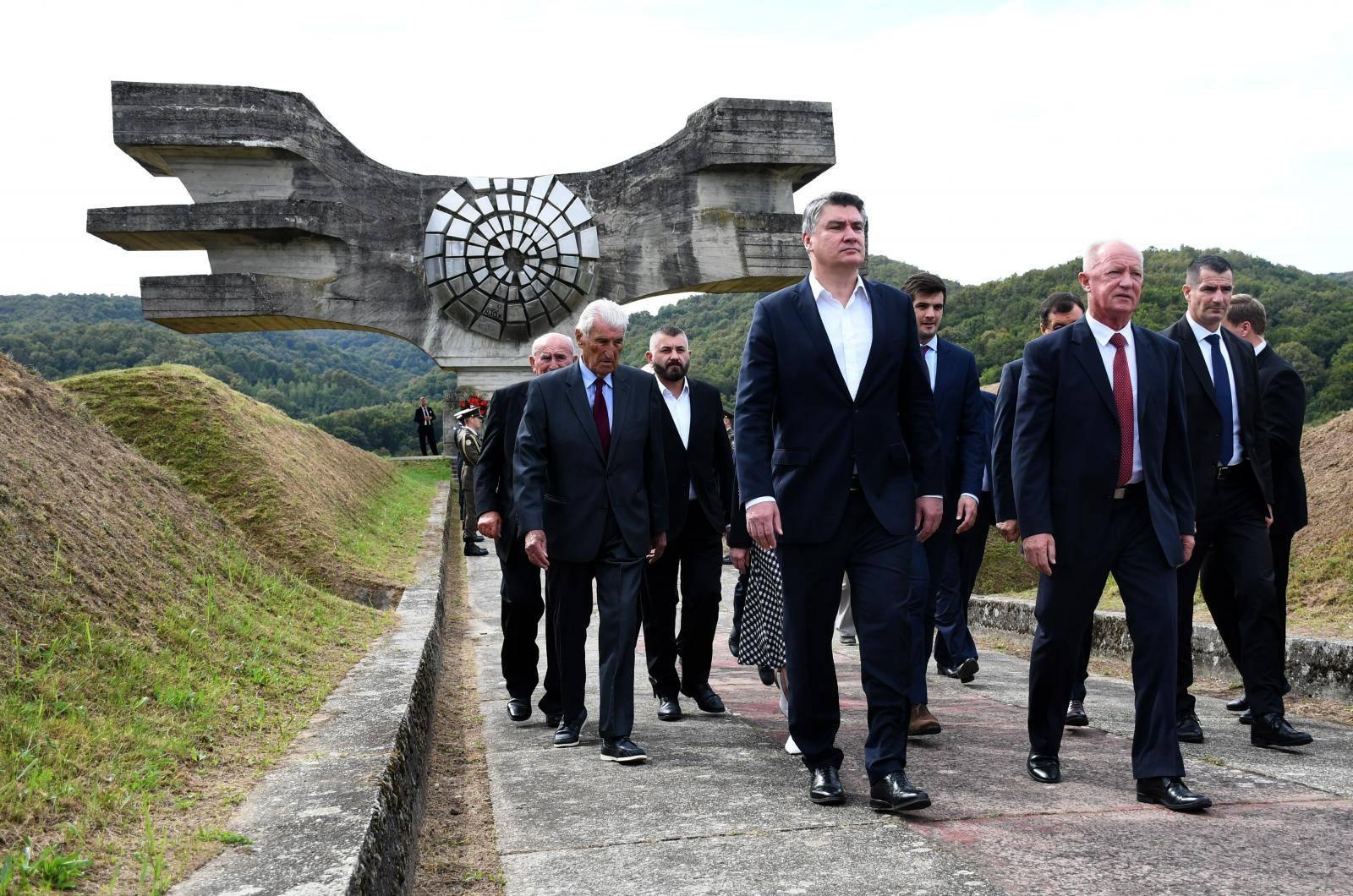 Podgarić: Predsjednik Milanović na obilježavanju 75. obljetnice oslobođenja sjeverozapadne Hrvatske