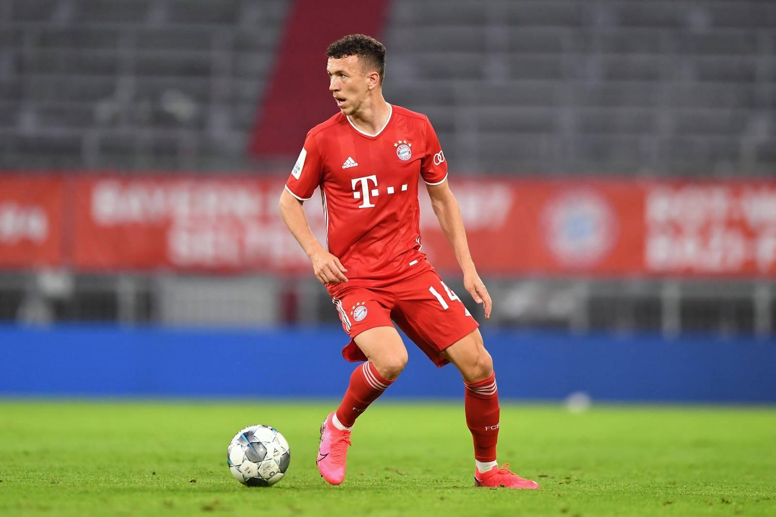 Sports: Football: DFB-Pokal, season 2019/2020, semi-finals, June 10th, 2020, FC Bayern Munich - Eintracht Frankfurt