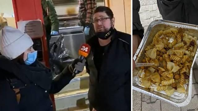 Posljednja večera kuhara volontera u Petrinji: 'Mi samo želimo da svi budu nahranjeni'
