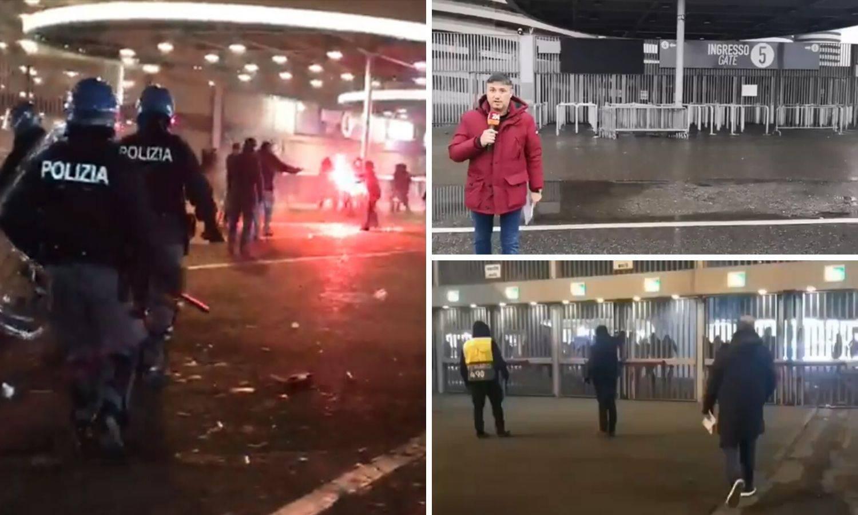 Boysi se nisu tukli s navijačima Atalante, nego kijevski huligani