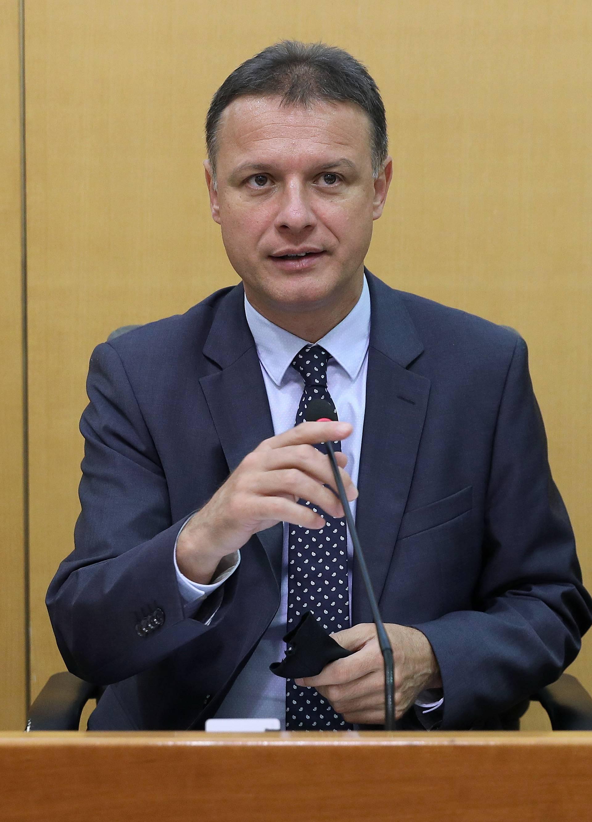 Jandroković s predsjednikom PS Vijeća Europe Nicolettijem