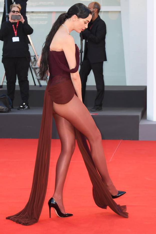 """78th Venice Film Festival 2021, Red Carpet Opening Ceremony and film """"Madres Paralelas"""""""