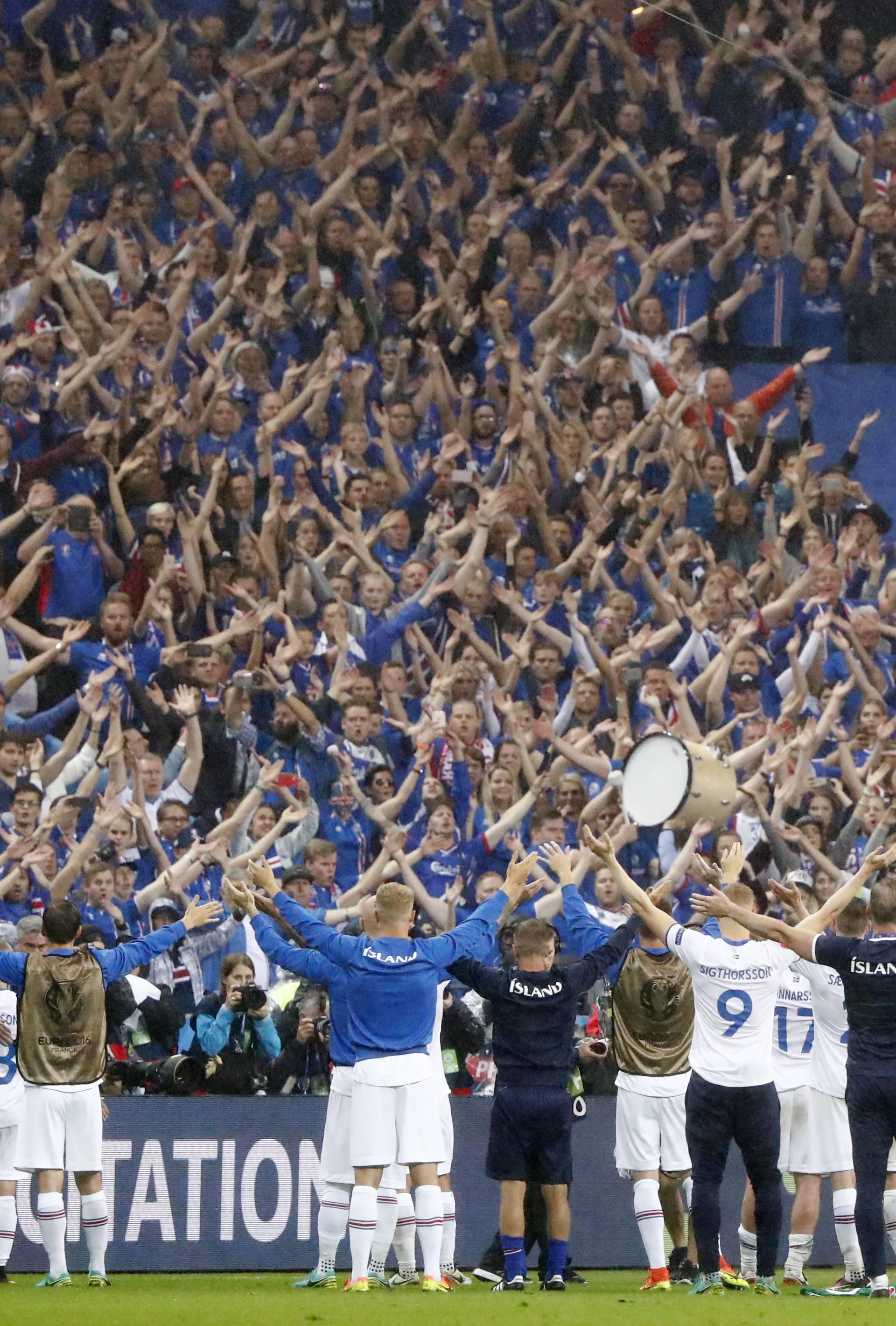 France v Iceland - EURO 2016 - Quarter Final