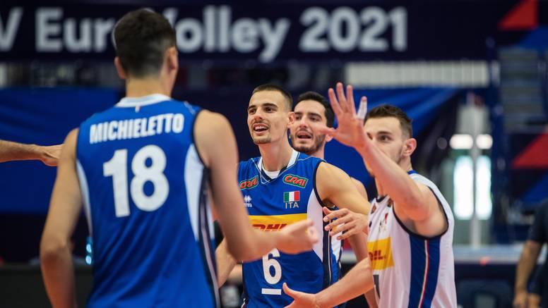 Italija je ponovno na vrhu: Slovenci imali 2-1 pa izgubili!