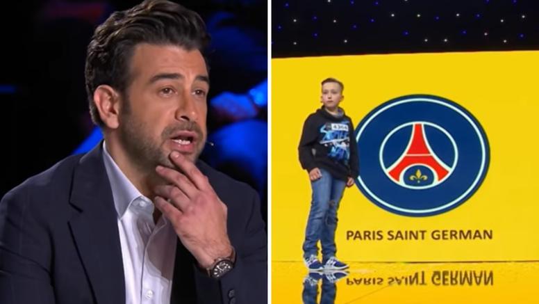 Dječak Noa (11) nogometnim znanjem zadivio Janka: 'Sjeti me se ako ikada budeš izbornik'