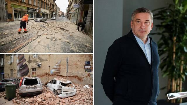 Zakon o obnovi grada Zagreba nije usuglašen s arhitektima
