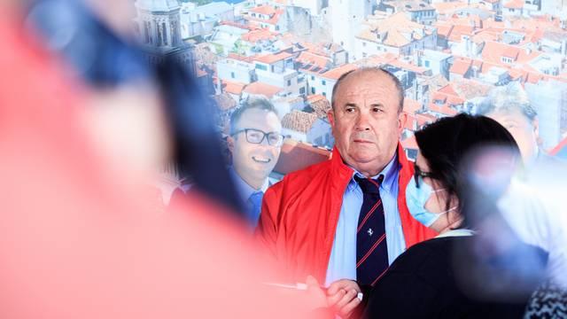 Split: Željko Kerum predstavio je program za izbore