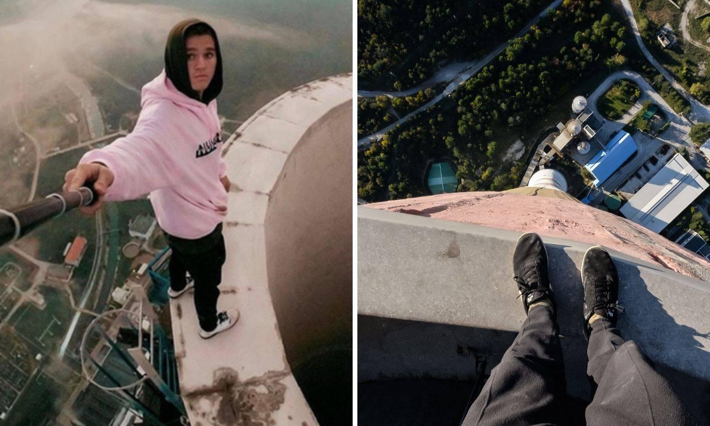 HEP istražuje kako su se Adam i njegov prijatelj popeli na 340 metara visoki dimnjak u Istri