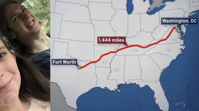 Djevojka (20) prešla 2300 km u 20 sati - i to samo da bi glasala!