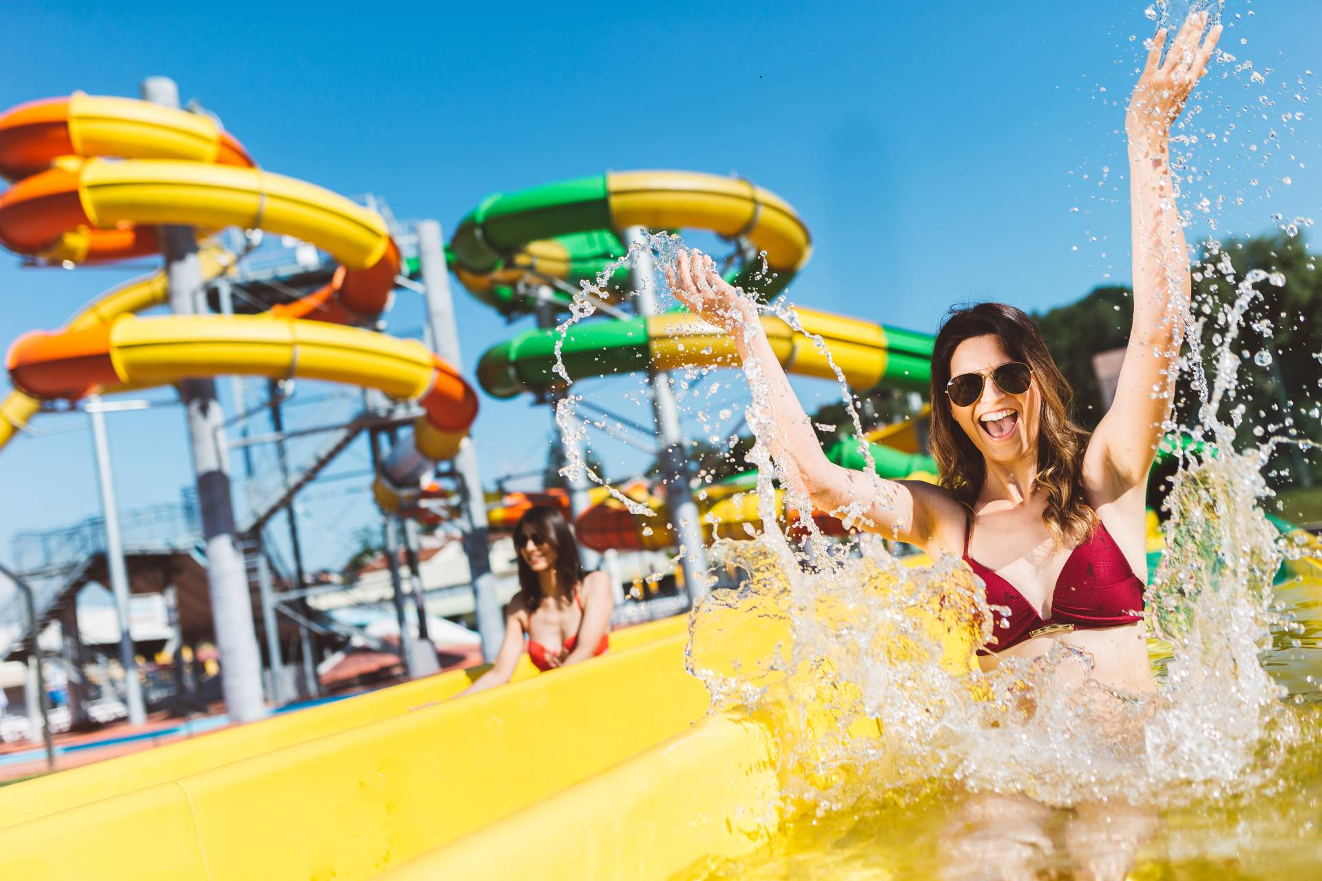 Uzbudljivije od ljeta je jedino ljeto u Termama Tuhelj